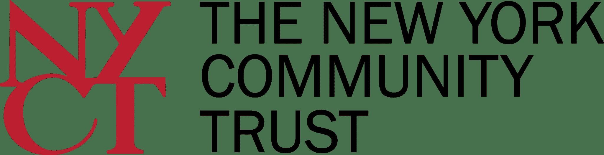 The New York Community Trust Logo