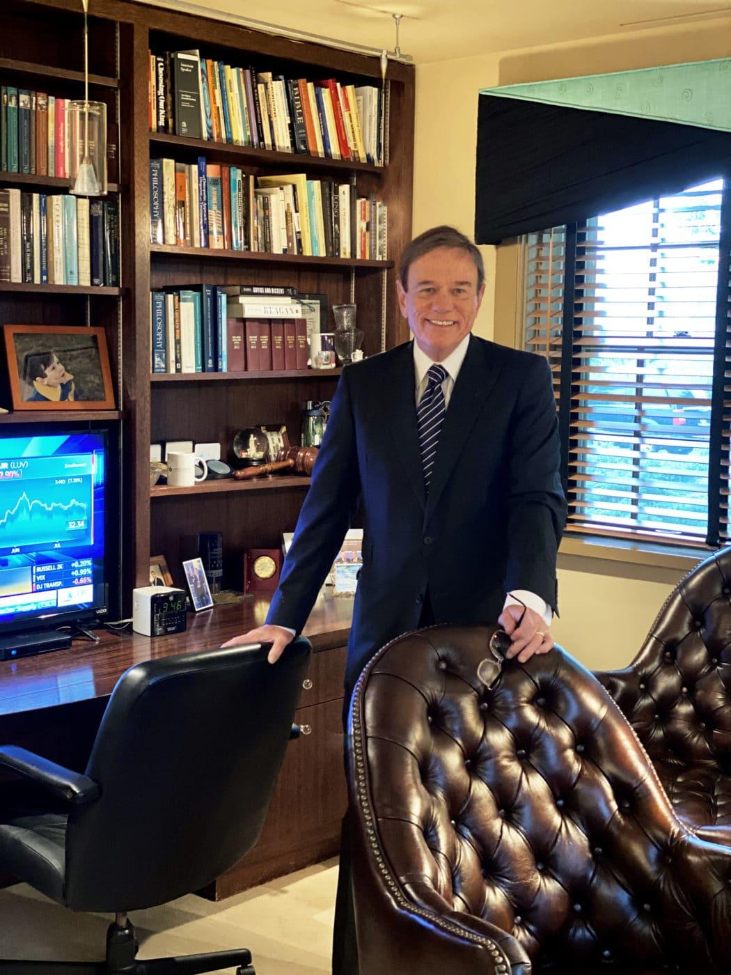 Robert Stack, President & CEO