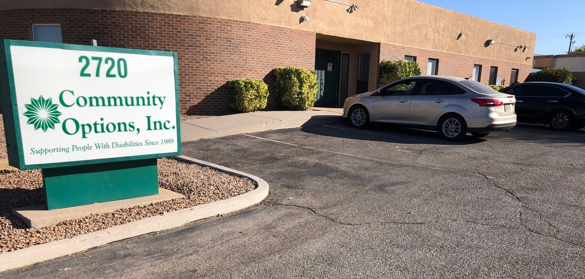 Community Options, Inc. of Albuquerque was established in 1999 to provide residential and employment services to individuals with disabilities in the Metro and Northeast Region of Central New Mexico.