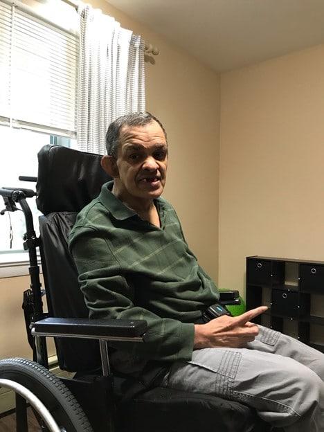 Edgardo, 60, Newton, New Jersey