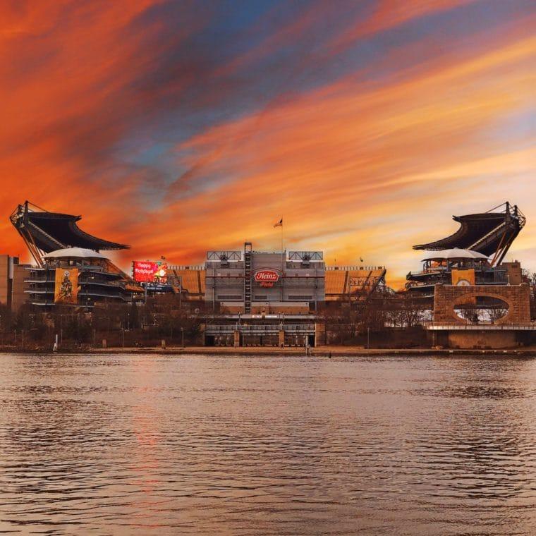 Heinz Field, Pittsburgh, PA