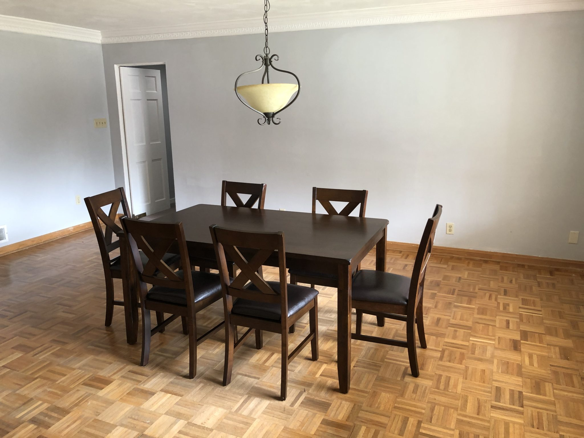 Bob's Discount Furniture Makes Contribution to Community Options' Children Home in Pittsburgh - Dining Room