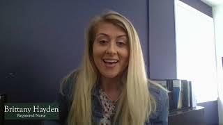 Brittany Hayden - Employee Spotlight, Registered Nurse