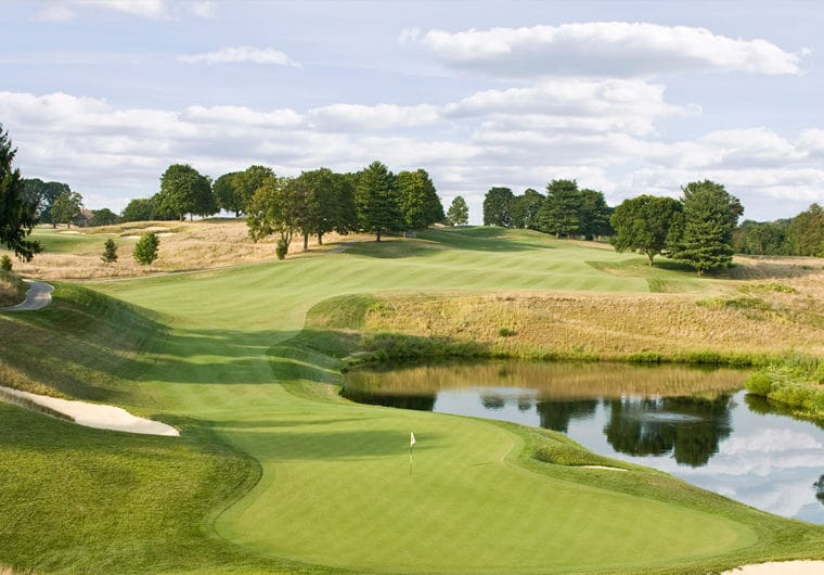 Union League Liberty Hill Golf Club - Ace Club