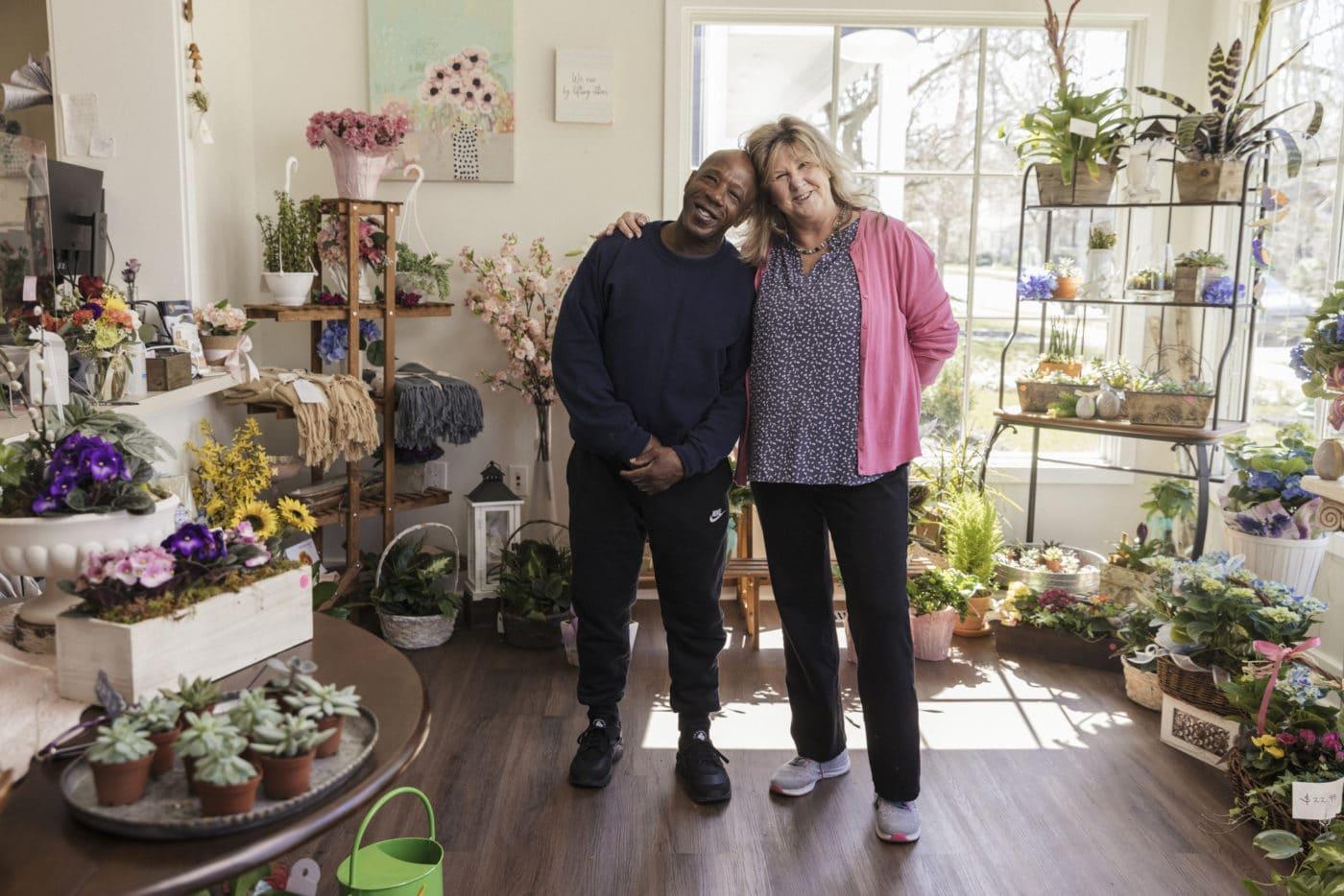 David McDougald and Kathy Angelinovich
