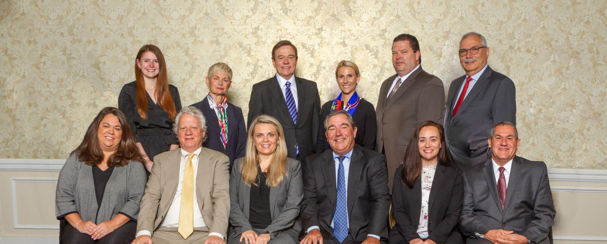 COI Board of Directors, May 2019