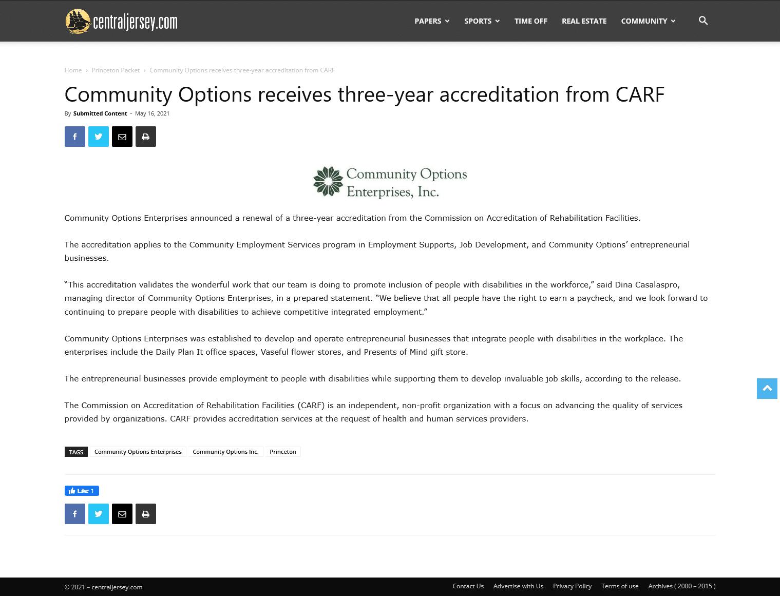 centraljersey.com